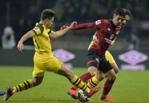 Hasil Bundesliga Dortmund Gagal Menjauh dari Bayern Munchen