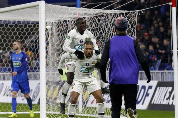 PSG Lanjut ke Babak 16 Besar Liga Prancis Usai Kalahkan Villefranche