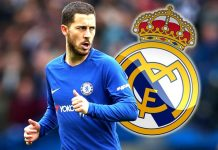 Hazard Dikabarkan Akan Hengkang ke Real Madrid
