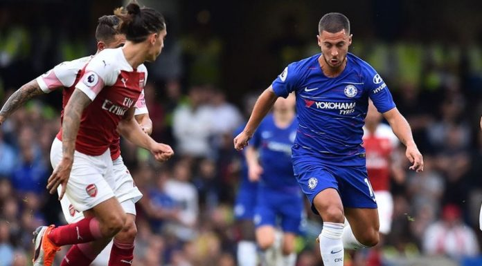Hazard Telah Tentukan Masa Depannya