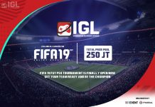 Indonesia Gaming League FIFA 19 FUT Online Qualifier
