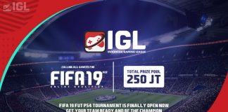 Indonesia Gaming League FIFA 19 FUT Online Qualifier