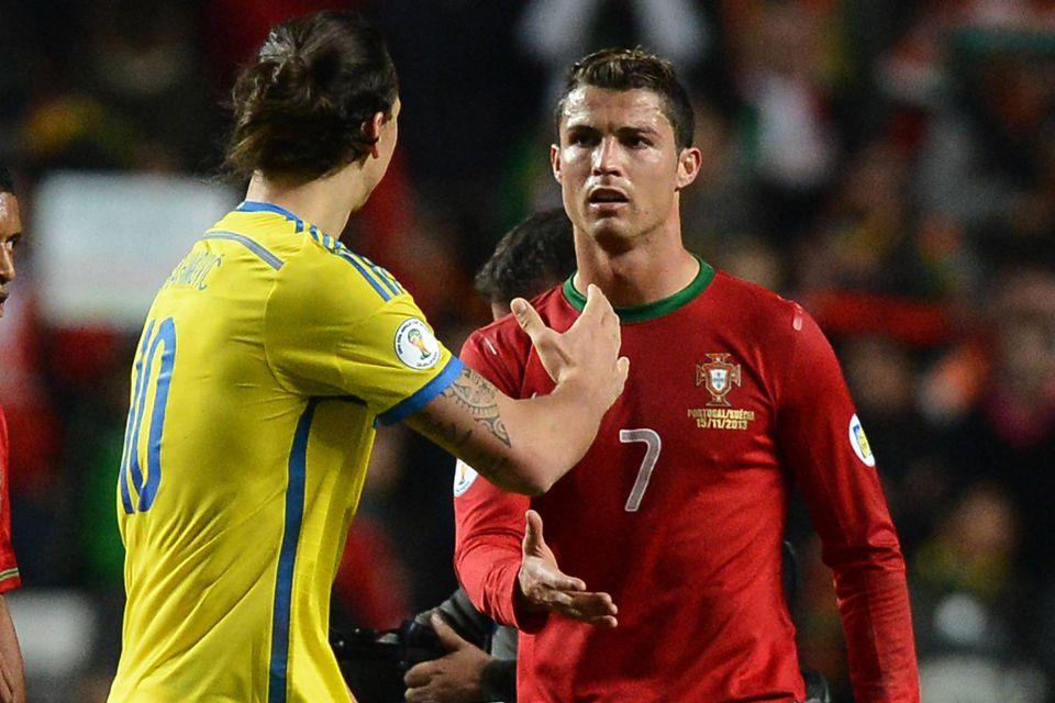 Ibra; Kedatangan Ronaldo Kembalikan Pamor Serie A