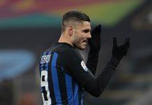 Napoli Pantau Situasi Icardi di Inter