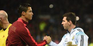 Ini Beda Messidan Ronaldo