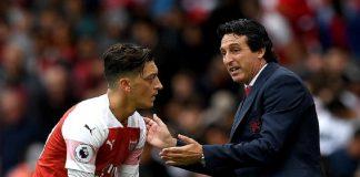 Emery Ingin Kapten Arsenal dari Pemain Inggris