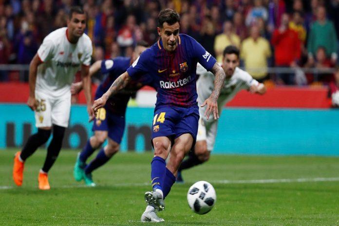 Inilah Alasan Messi Berikan Pinalti ke Coutinho