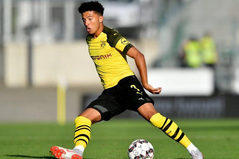 CEO Dortmund Puji Jadon Sancho