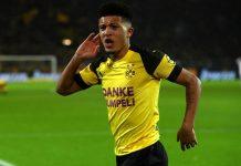 Jadon Sancho Ukir Rekor Fantastis Di Bundesliga Jerman