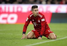 James Rodriguez Ingin Kembali Ke Real Madrid