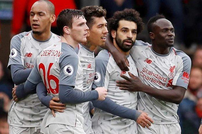 Jamu Bournemouth, Liverpool Siap Kunci Tiga Poin