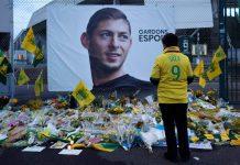 Jasad Emiliano Sala Telah di Temukan