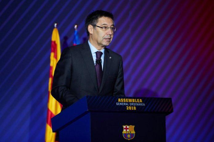 Jelang El Clasico, Presiden Barca Mulai Tebar Psywar