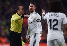 Jelang El Clasico, Ramos Diuntungkan Hal Ini