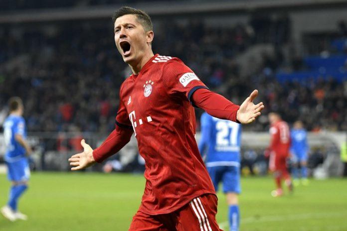 Jelang Laga, Lewandowski Katakan Hal Ini Pada Klopp