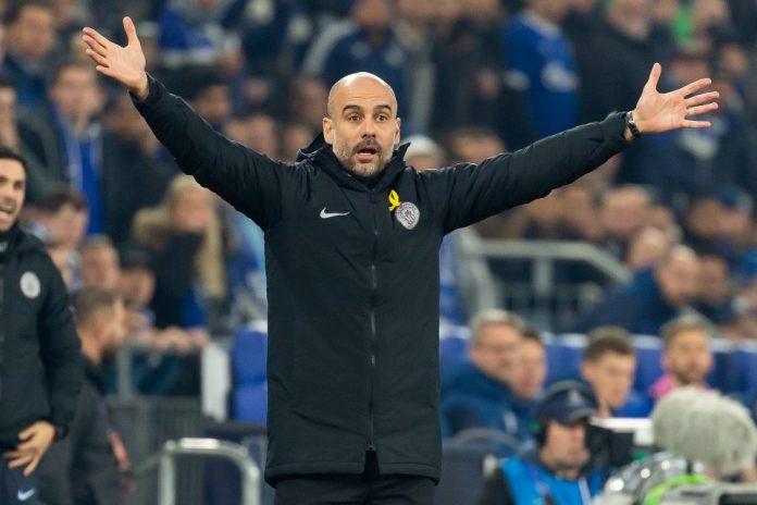 Juara Piala Liga, Pep Enggan Bandingkan City Dengan Barca
