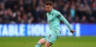 Juventus Resmi Dapatkan Jasa Aaron Ramsey