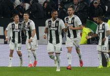 Saat Ini Juventus Belum Terkalahkan Dari Lima Liga Top Eropa