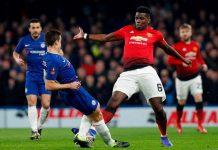 Kalahkan Chelsea, MU Melenggang ke Perempat Final Piala FA