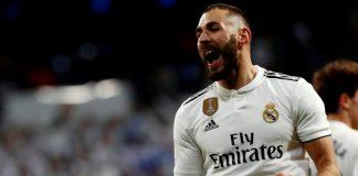 Karim Benzema Top Skorer Keempat Liga Champions