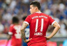 Kecil Kemungkinan Bagi James Rodriguez Merapat ke Arsenal Musim Depan