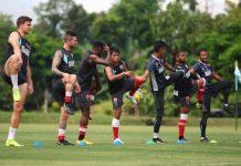 Kesan Pelatih Anyar PSM Saat Pimpin Latihan Perdana