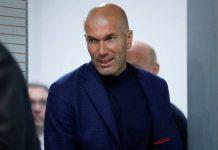 Kini Chelsea Pertimbangkan Zidane Gantikan Peran Sarri