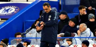Kontra Manchester City Jadi Penentuan Nasib Sarri