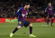 Cetak Dua Gol Kontra Valencia, Lionel Messi Cetak Rekor Baru