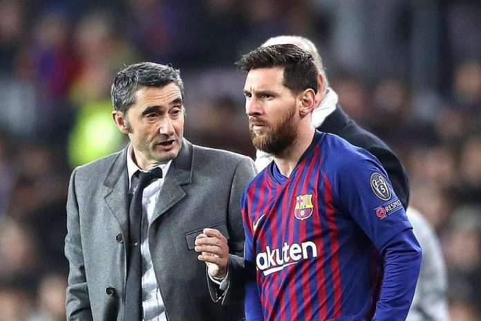 Lawan Lyon, Valverde Yakin Dapat Kemenangan