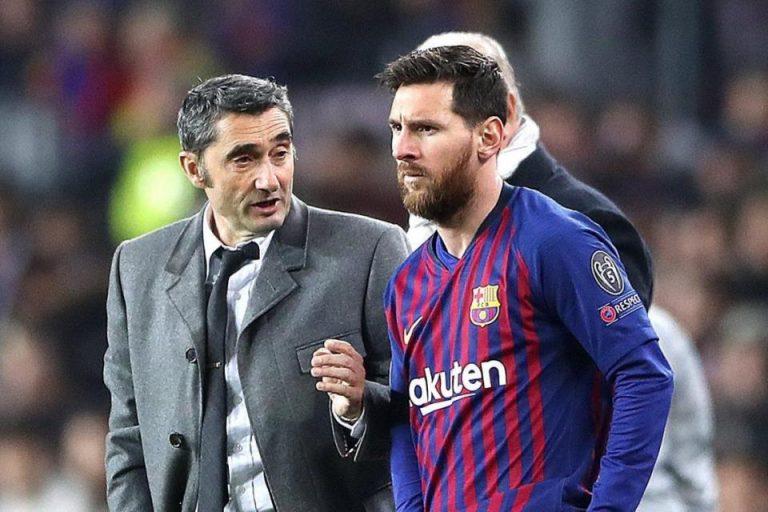 Lawan Lyon, Valverde Minta Hal Ini pada Anak Asuhnya