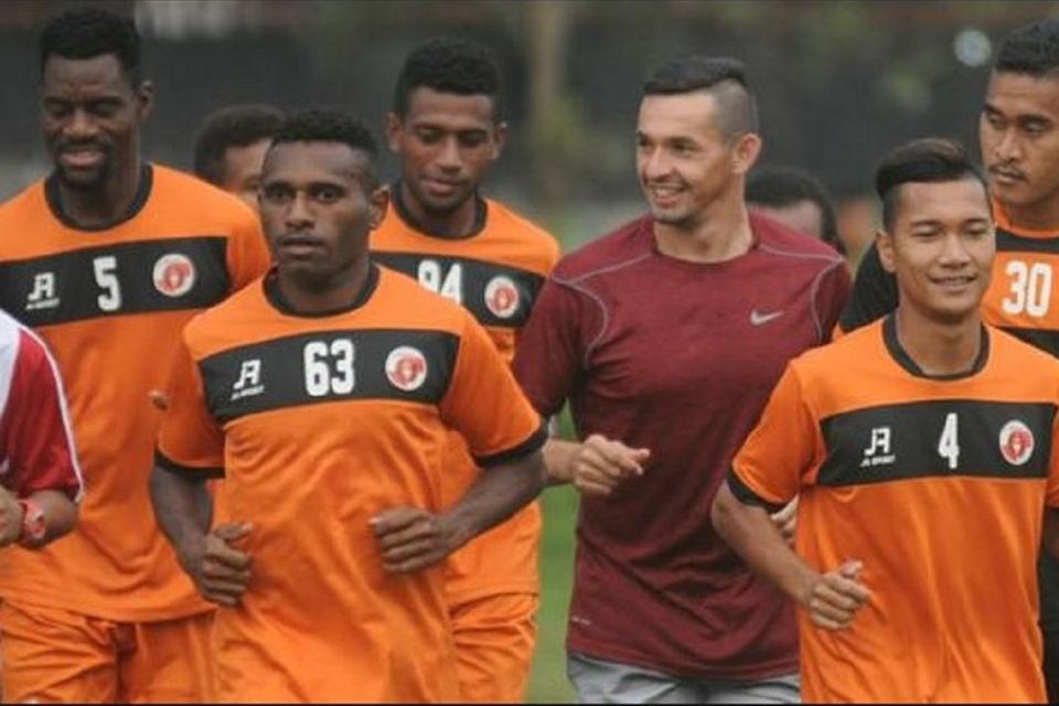 Lawan PSM Makassar, Pelatih Perseru, Choirul Huda Memilih Pasrah