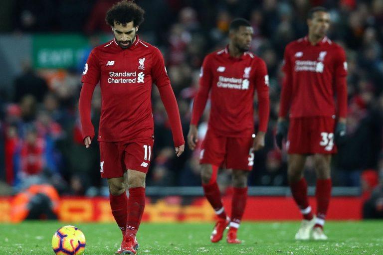 Liverpool Gugup Hadapi Tekanan Juara Premier League