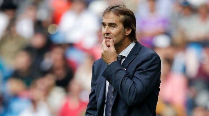 Lopetegui Bicara Soal Dirinya Dipecat Real Madrid