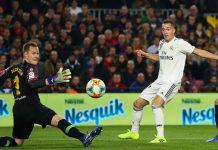 Madrid Berhasil Tahan Imbang Barca di Camp Nou