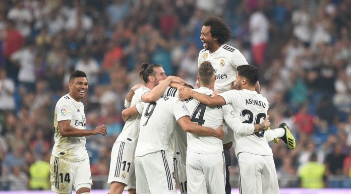 Madrid Dihimbau Rombak Setengah Skuatnya