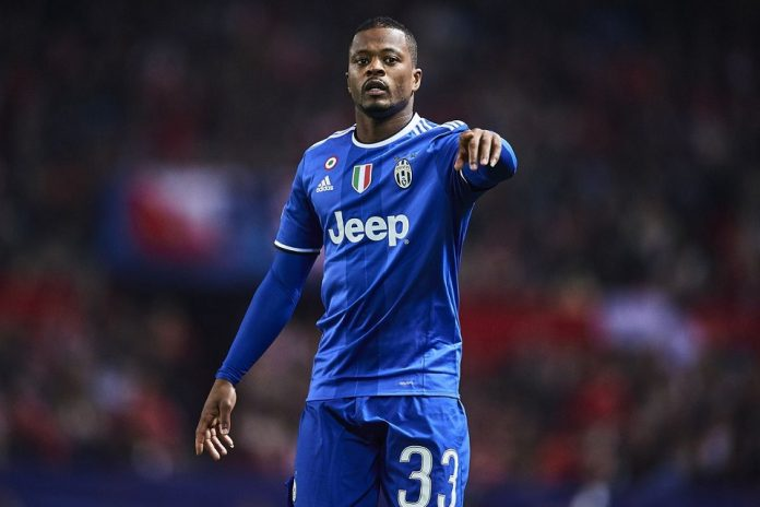 Evra Minder Dikaitkan dengan Juventus