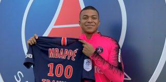 Mbappe Dapat Penghargaan