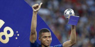 Mbappe Pecahkan Rekor Gol 45 Tahun PSG