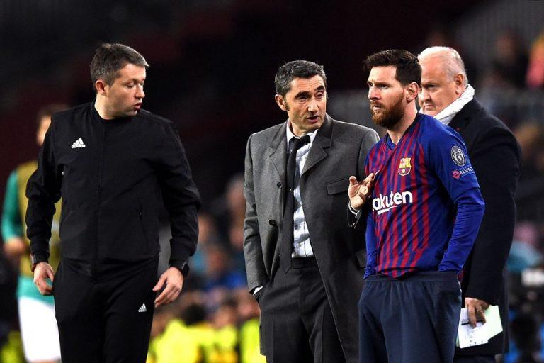 Valverde Akui Barcelona Sangat Bergantung Pada Messi