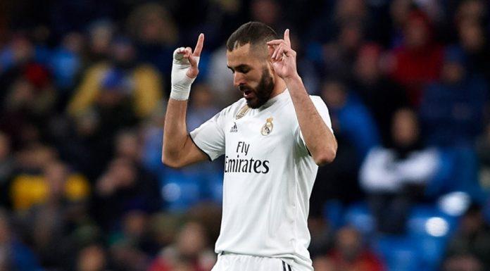 Misi Benzema Hadapi Benteng Kokoh Atletico