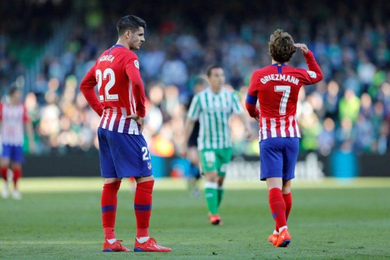 Morata Usung Dua Misi Di Laga Derby Kontra Real Madrid