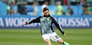 CONMEBOL Sempat Larang Messi Bermain di Argentina