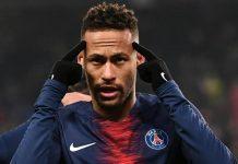 Neymar Minta Kado Tulang Metatarsal