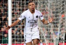 PSG Tertarik Rekrut Mbappe Lain