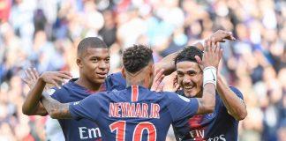 PSG Tinggal Tunggu Waktu Tuk Jadi Juara Liga Champions