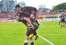 PSM Makassar Pelit ke Wasit