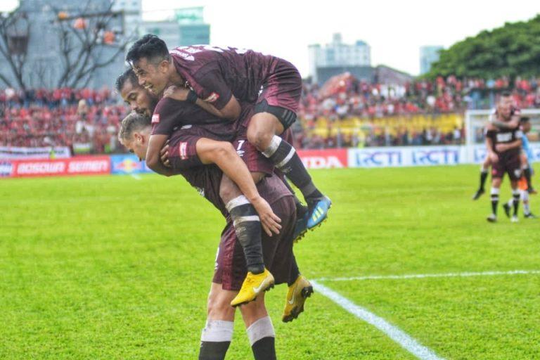 PSM Makassar jadi Klub Paling Pelit ke Wasit