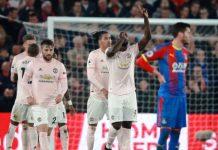 Kalahkan Palace, Manchester United Cetak Rekor Tandang