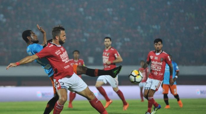 Paulo Sergio Optimis Bali United Tembus Perempat Final